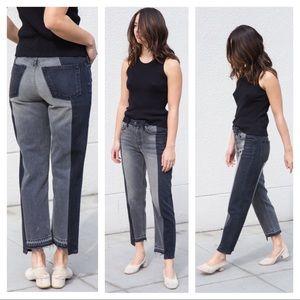 NEW GRLFRND Helena Superstition jeans